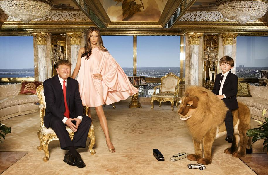 a snopes-verfied, honest-to-god family portrait. i'm not kidding.