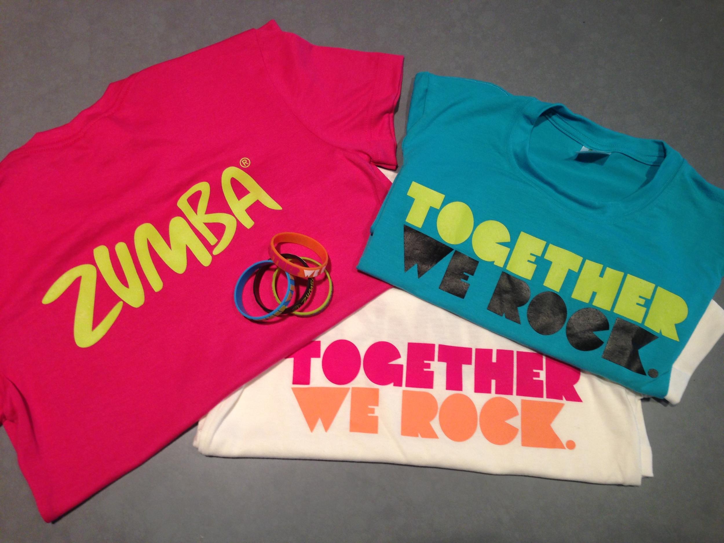 Together We Rock T-Shirts & Bracelets