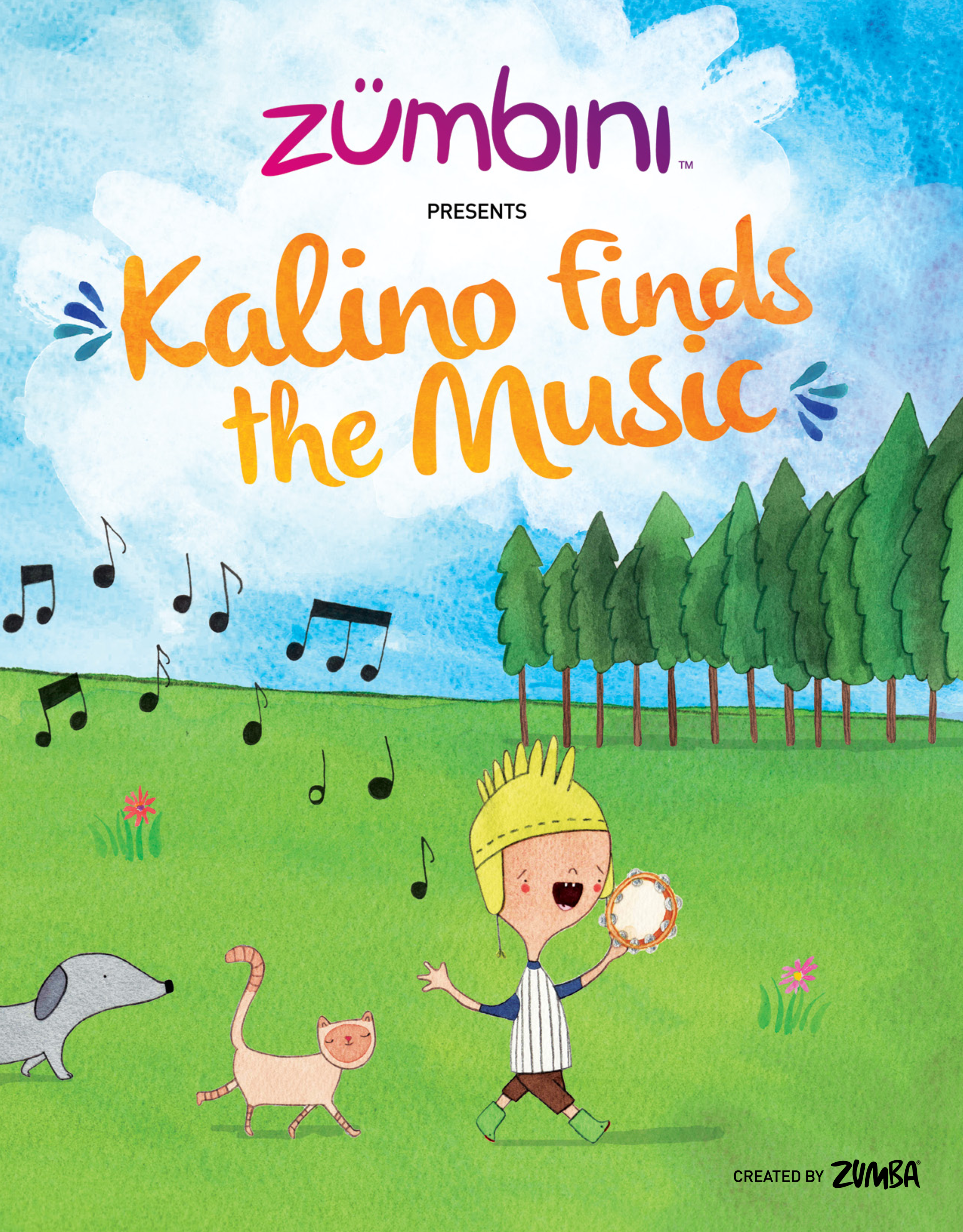 Kalino Finds the Music Story/Songbook