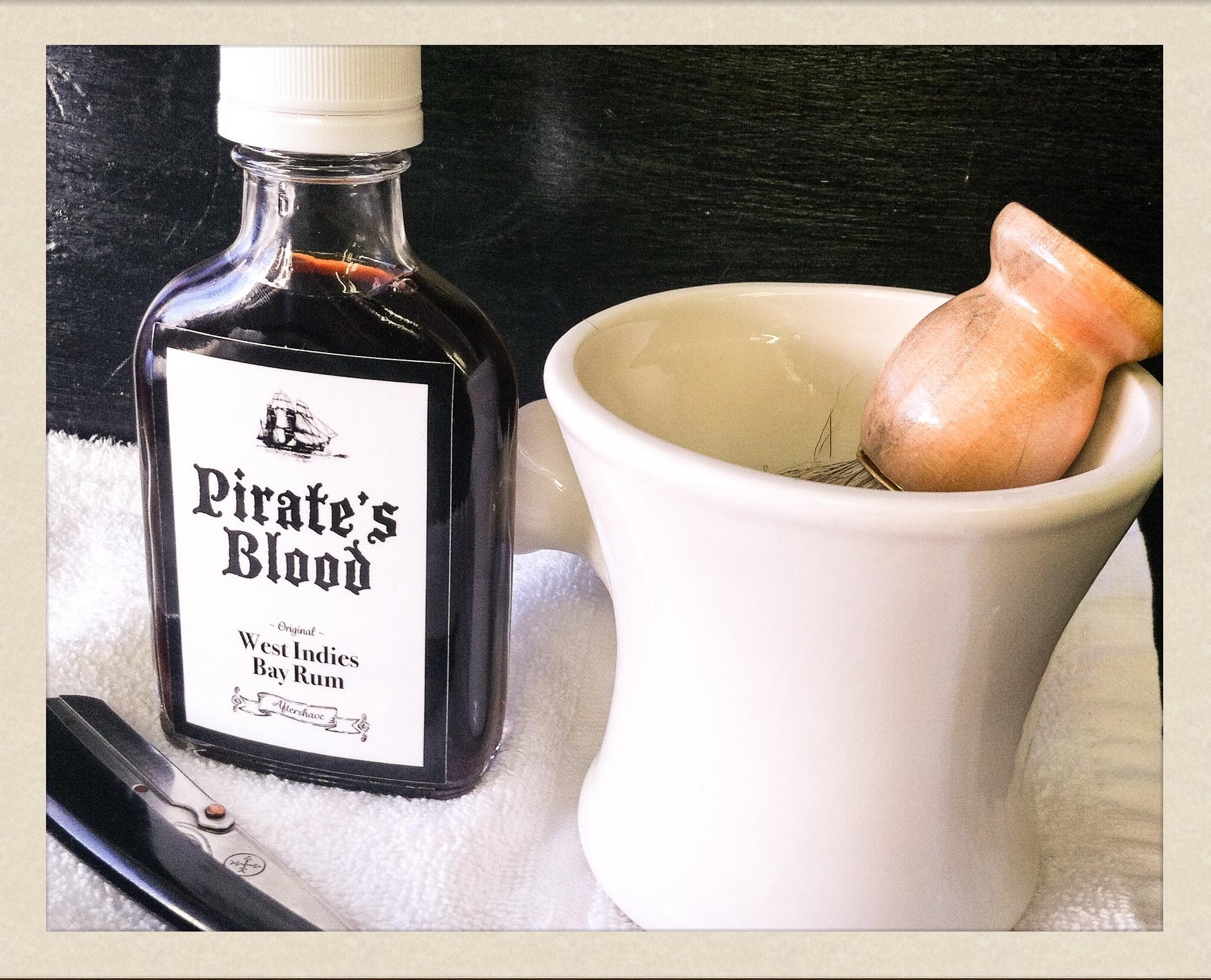 Pirates Blood Bay Rum