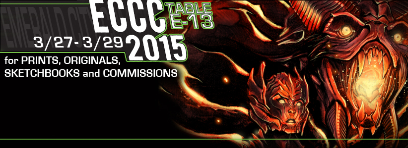 It's time again, for Emerald City! First things first: Monsters and Dames 2015