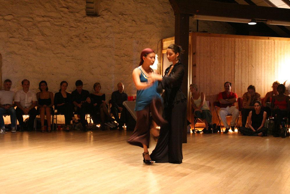 Baltimore Tango Festival 2005. Photo by Marty Katz