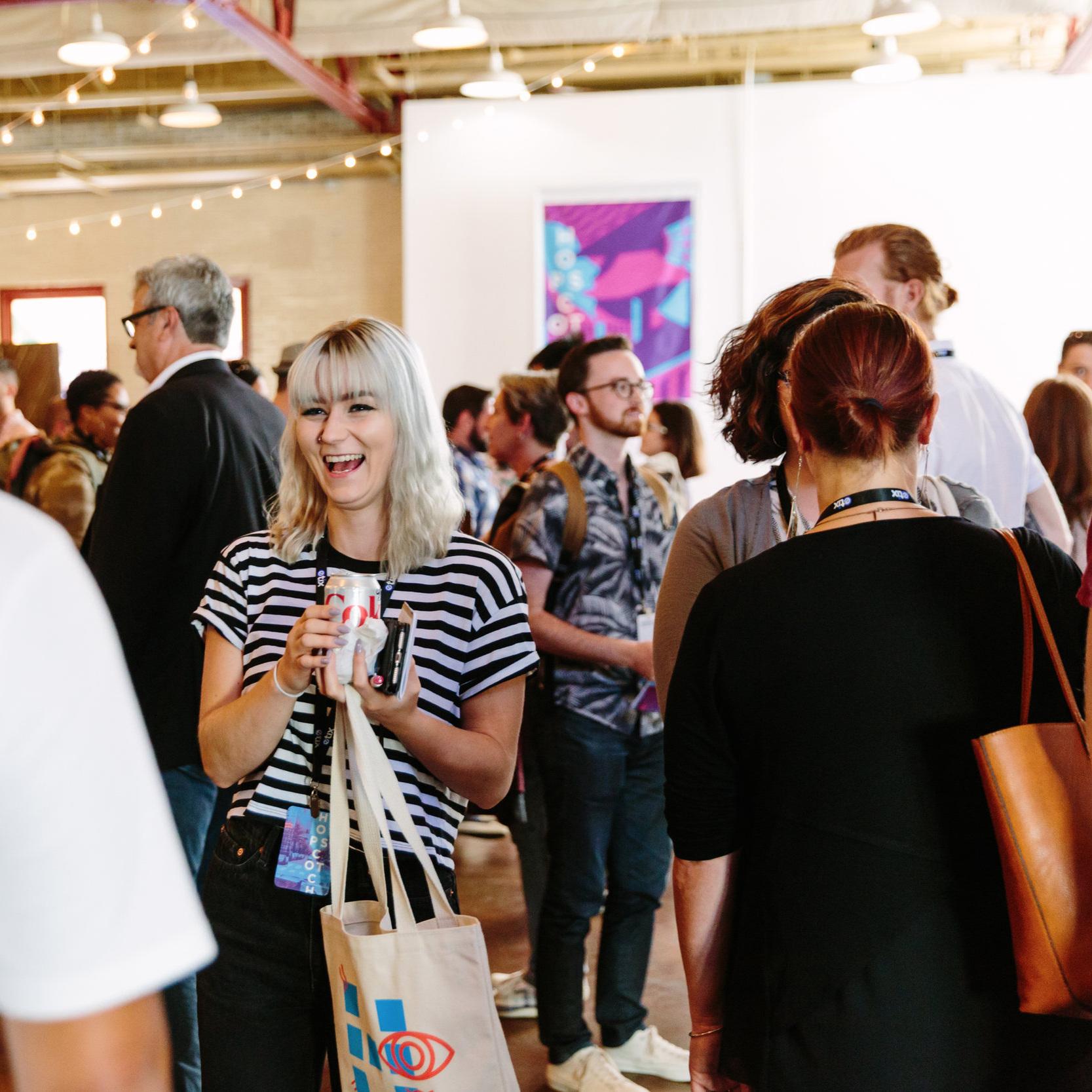 Workshop at Hopscotch Design Festival 2017