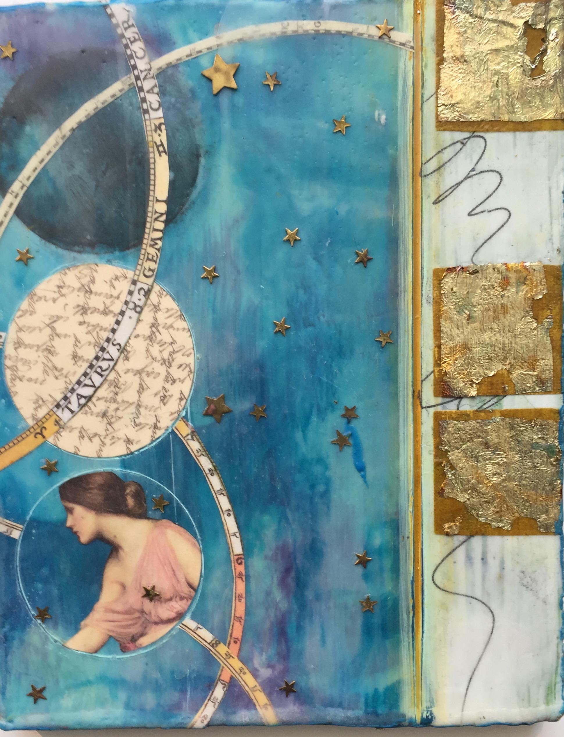 Moon Maiden (Luna),  8 x 10