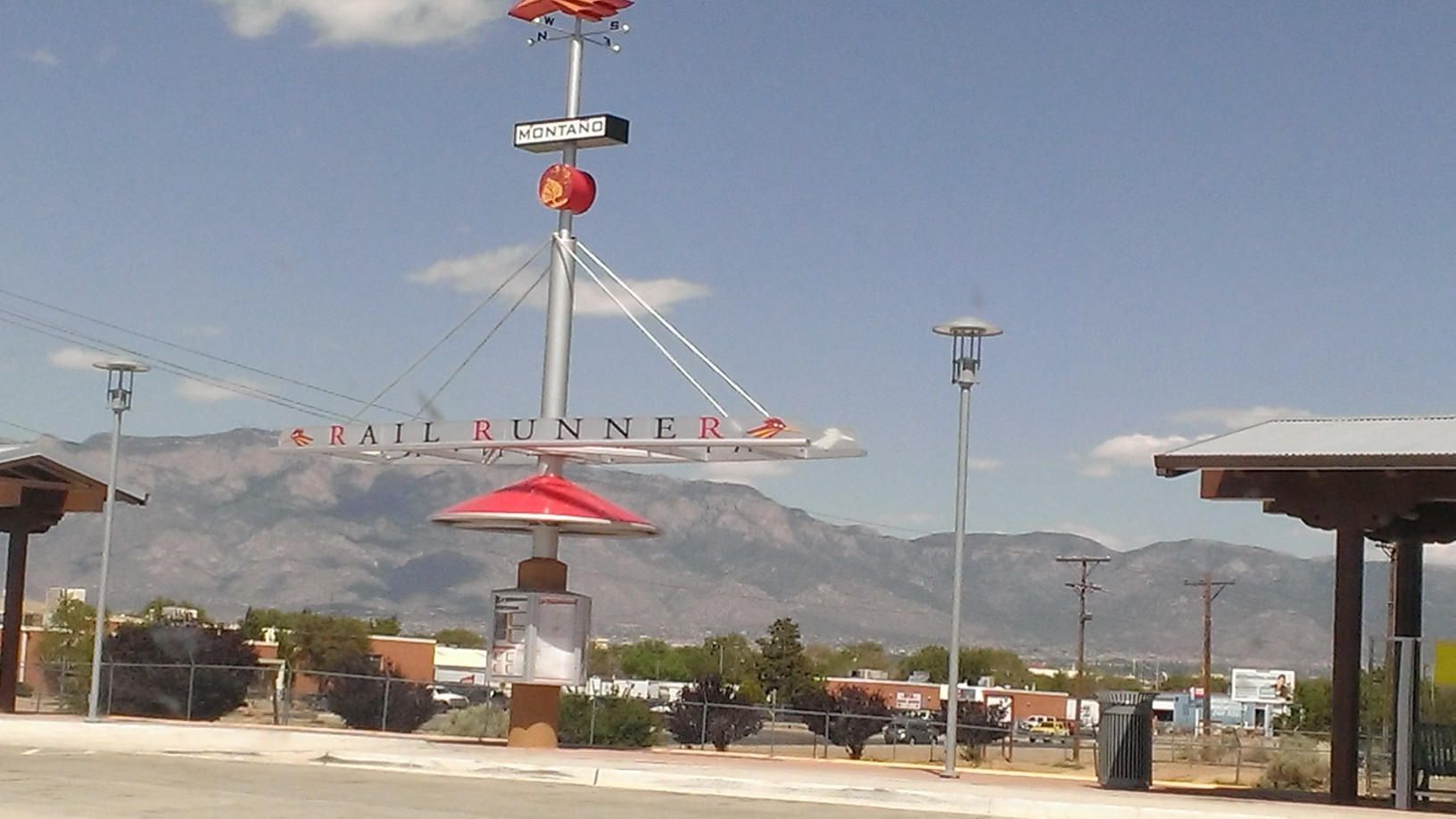 Montano RailRunner is open for Business for the busy West Side of Abq