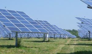 The AllEarthRenewables South Burlington Solar Farm in Vermont.