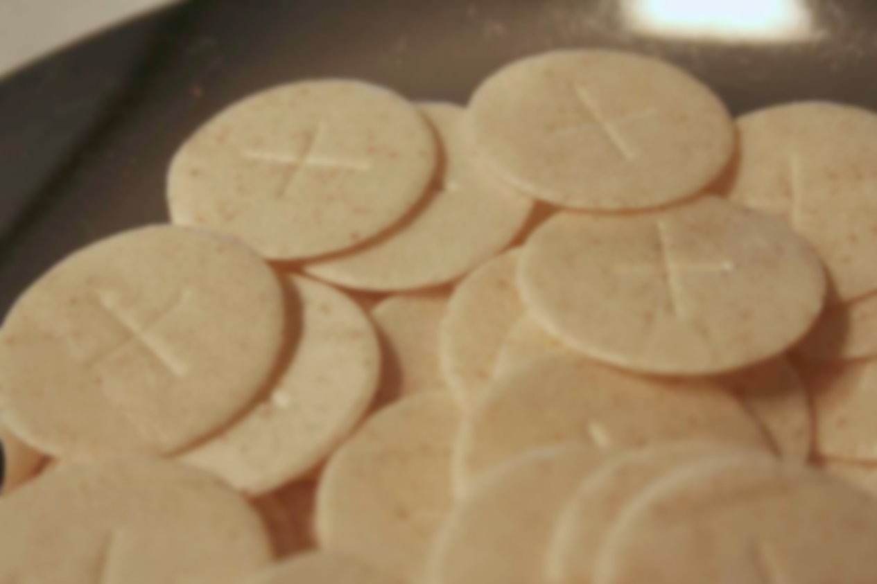 wafer share - communion wafers will be available soon in bags of 500