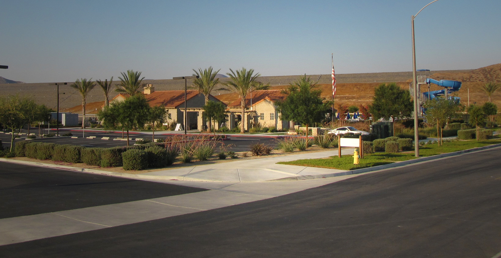 Diamond Valley Aquatic Facility - Hemet CA