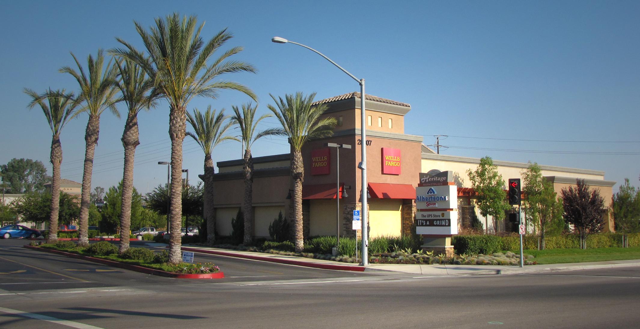 Commercial Center - Menifee CA