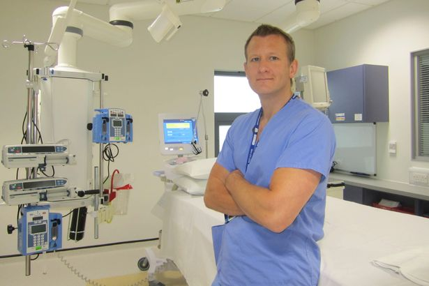 Dr Ron Daniels, UK Sepsis Trust Chief Executive