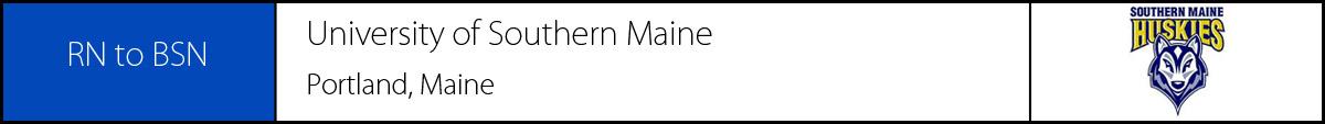 Nursing Schools in Maine