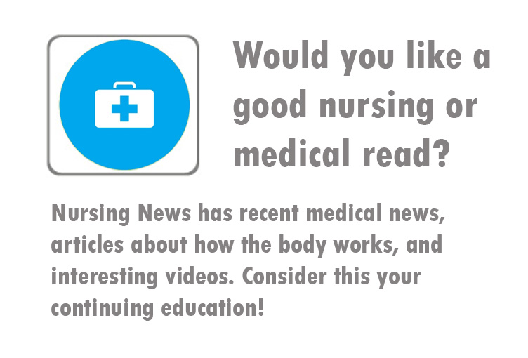 Nursing News and Medical Current Articles