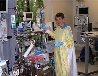 Kimberly Hiatt, a longtime critical care nurse at Seattle Children's Hospital, committed suicide in April, seven months after accidentally overdosing a fragile baby. Photo courtesy of Lyn Hiatt.