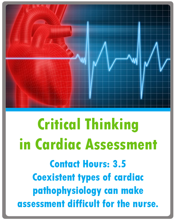 Cardiac Assessment Continuing Education