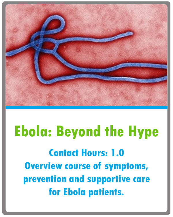 Ebola Continuing Education