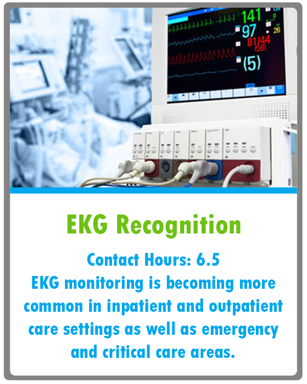 EKG Continuing Education