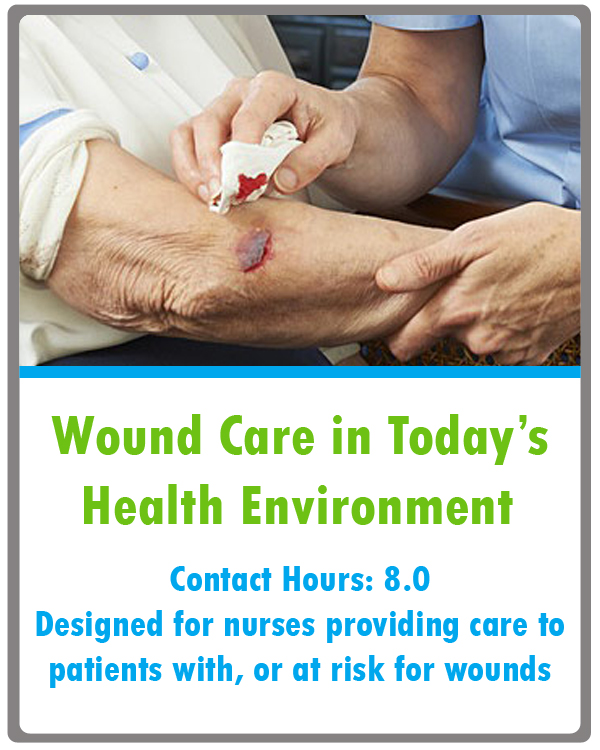 Wound Care Continuing Education