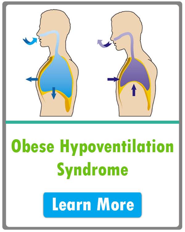 obesity hypoventilation syndrome