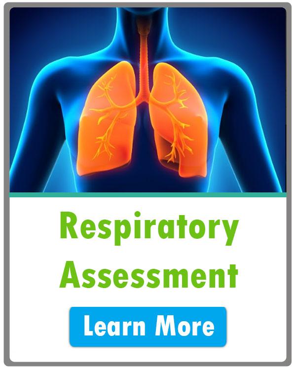 nursing respiratory assessment