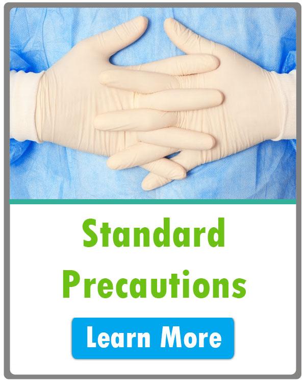 Nursing standard precautions