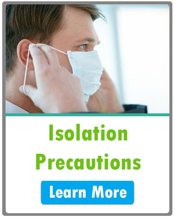 hospital isolation precautions