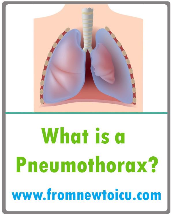 nursing interventions for pneumothorax