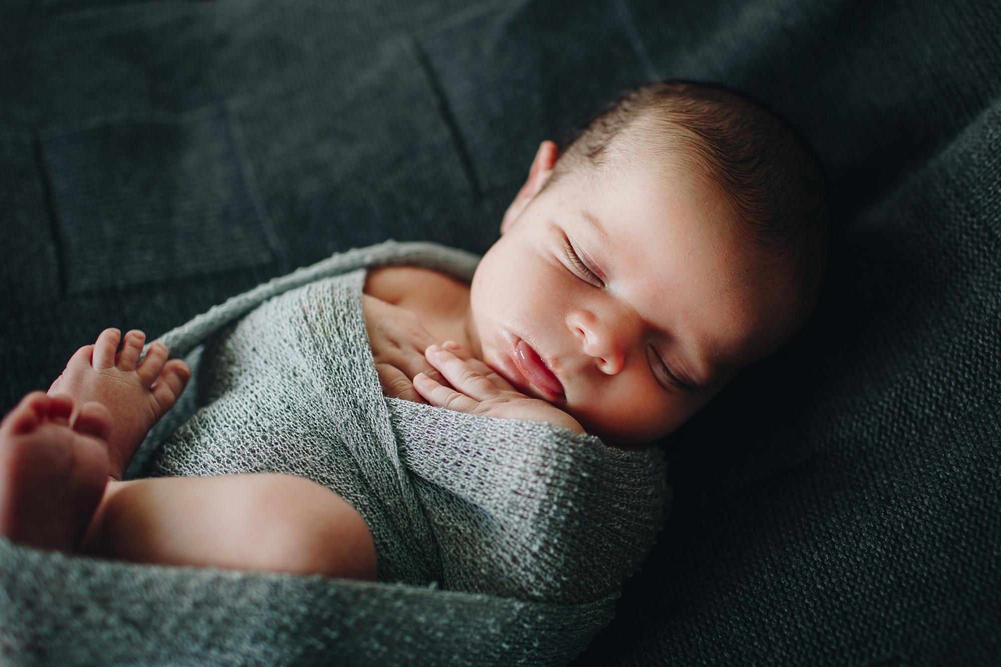 Upper Hutt Newborn Photography