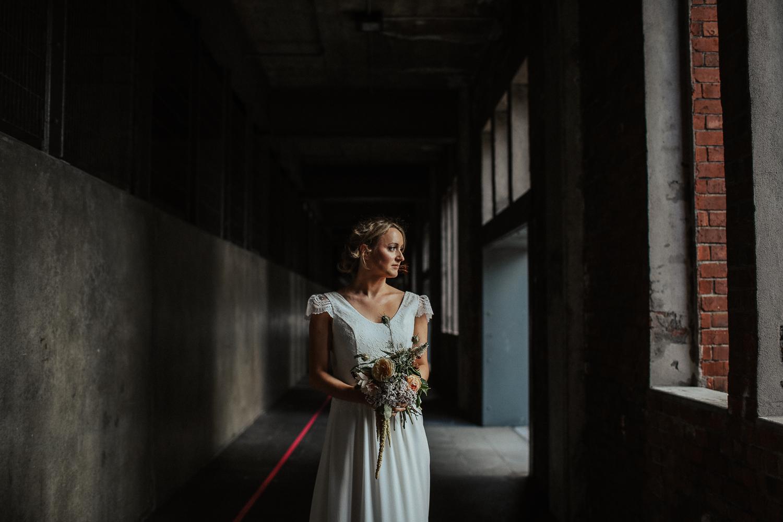 Wellington Wedding, Dockside