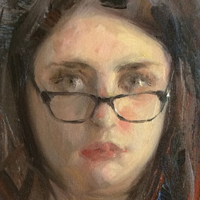 Oil Painting Portrait Sketch - The quick nature of the process in creating these portraits creates an expressive oil painted portrait.VIEW MORE LIKE THIS