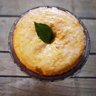 Satsuma Yogurt Cake
