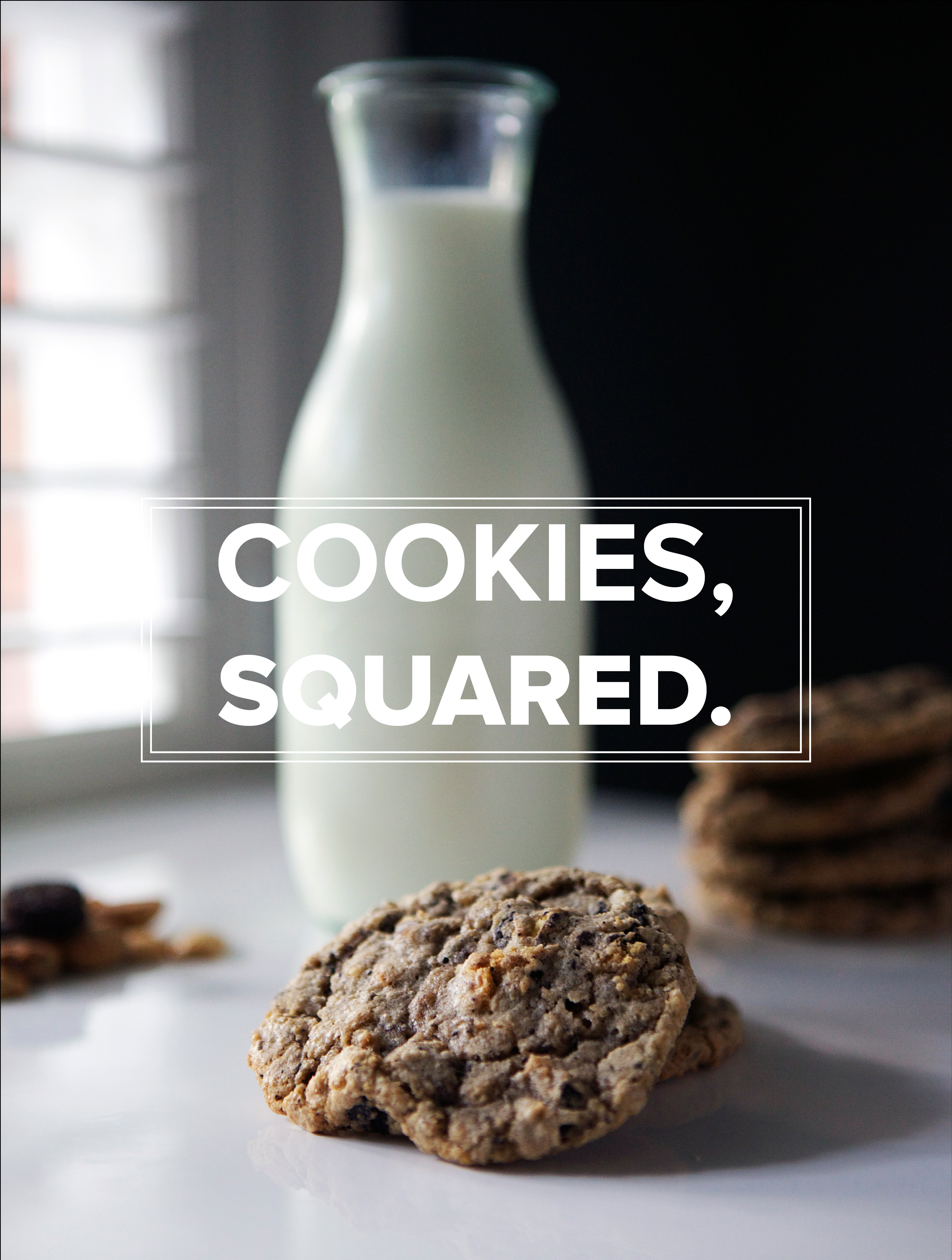 Cookies, Squared by Glazed & Confused