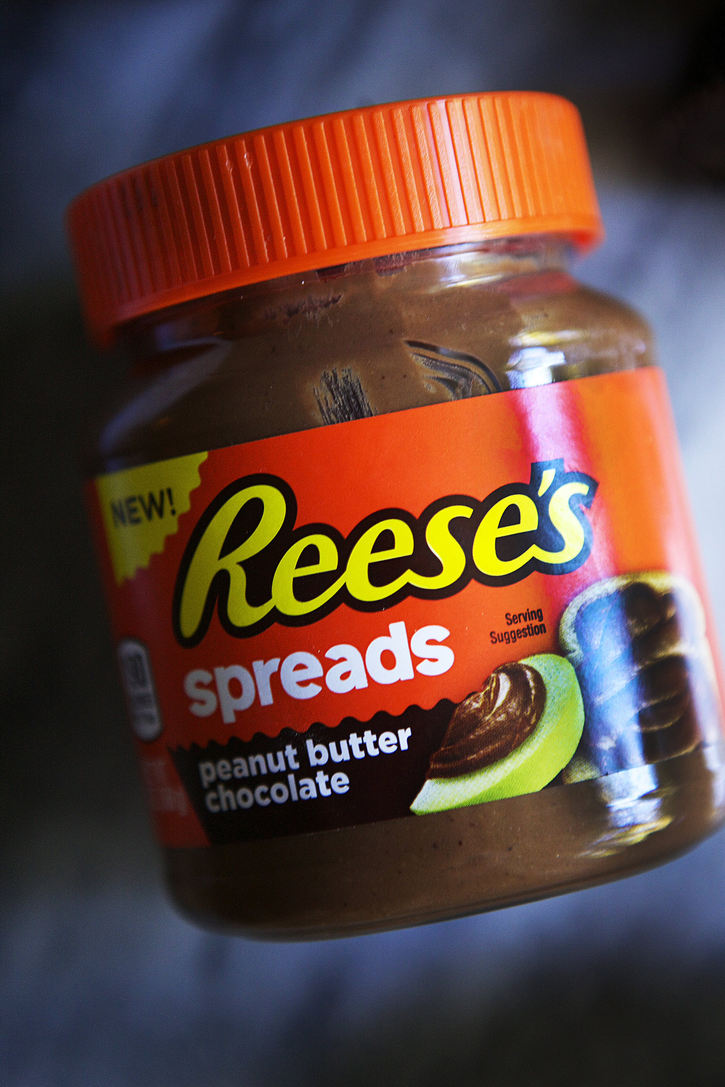spreadable reese's!!!! // Glazed & Confused