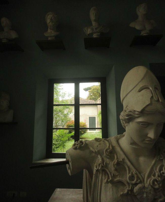 gypsothèque de la Villa Medicis