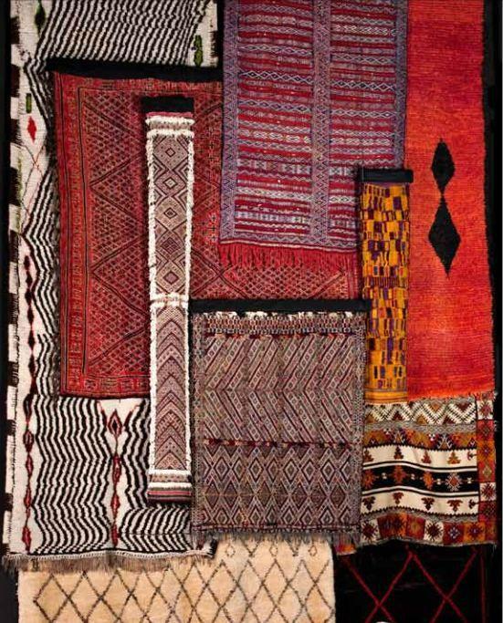Détail de photo issu du document pdf de  présentation du musée berbère  de la Fondation Bergé-Saint Laurent à Marrakech