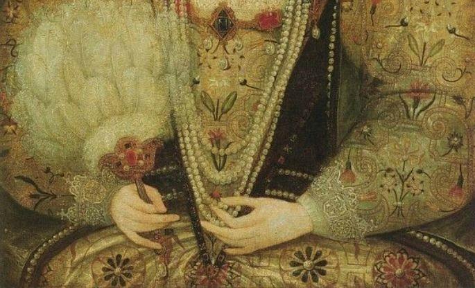 Portrait de la reine Elizabeth , vers 1592, Toledo Museum of Art, Ohio