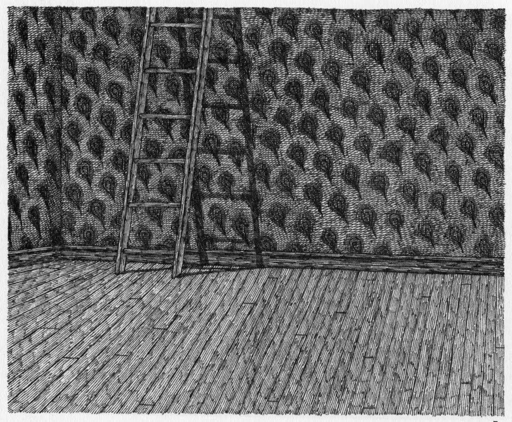 Edward Gorey, Wallpaper