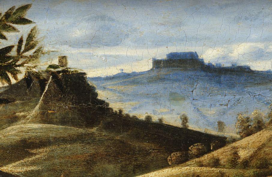 Giovanni Bellini.Saint François dans le désert. Frick Collection