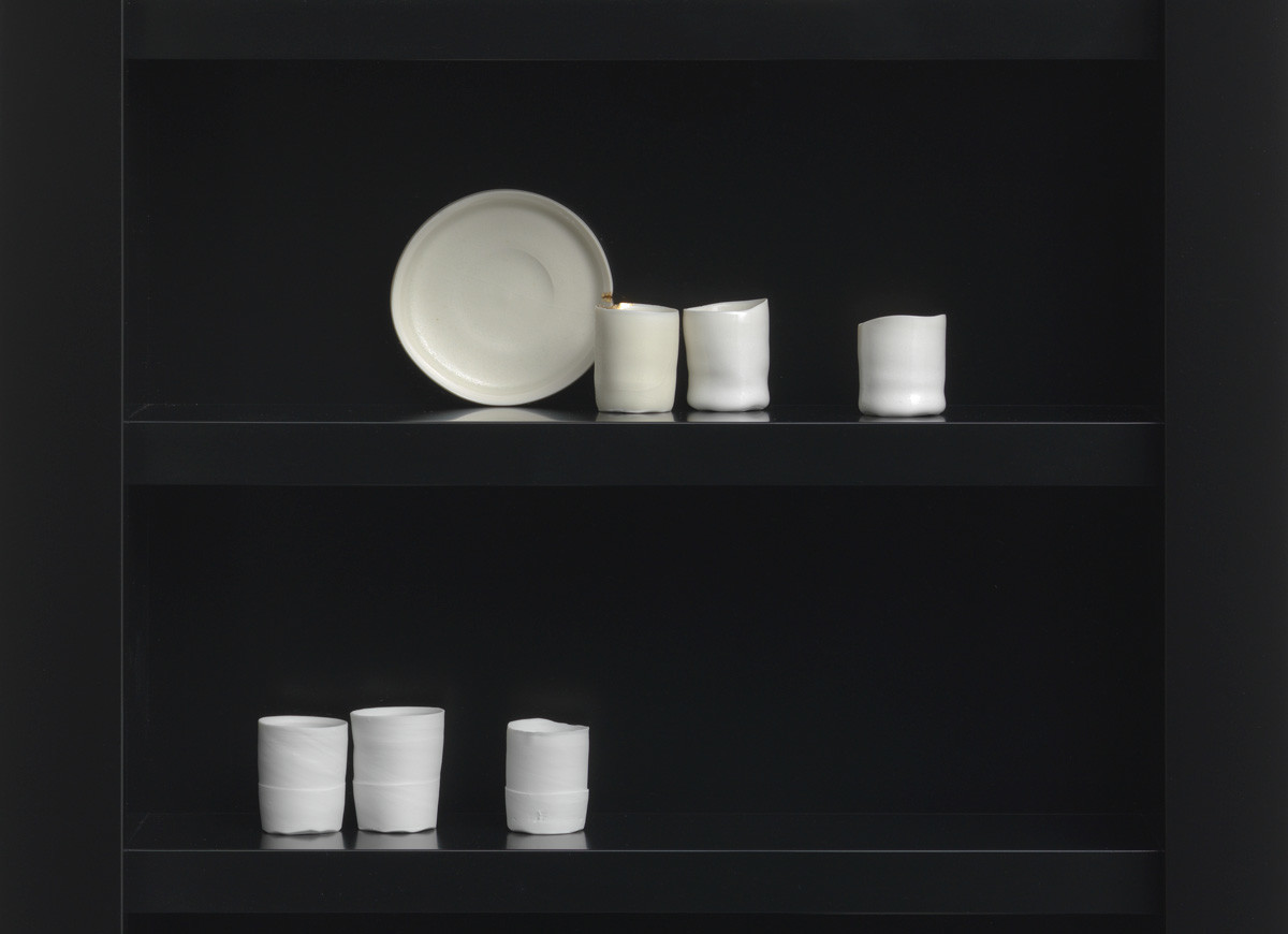 a mind of winter, Edmund de Waal, 2015, Alan CristeaGallery, London