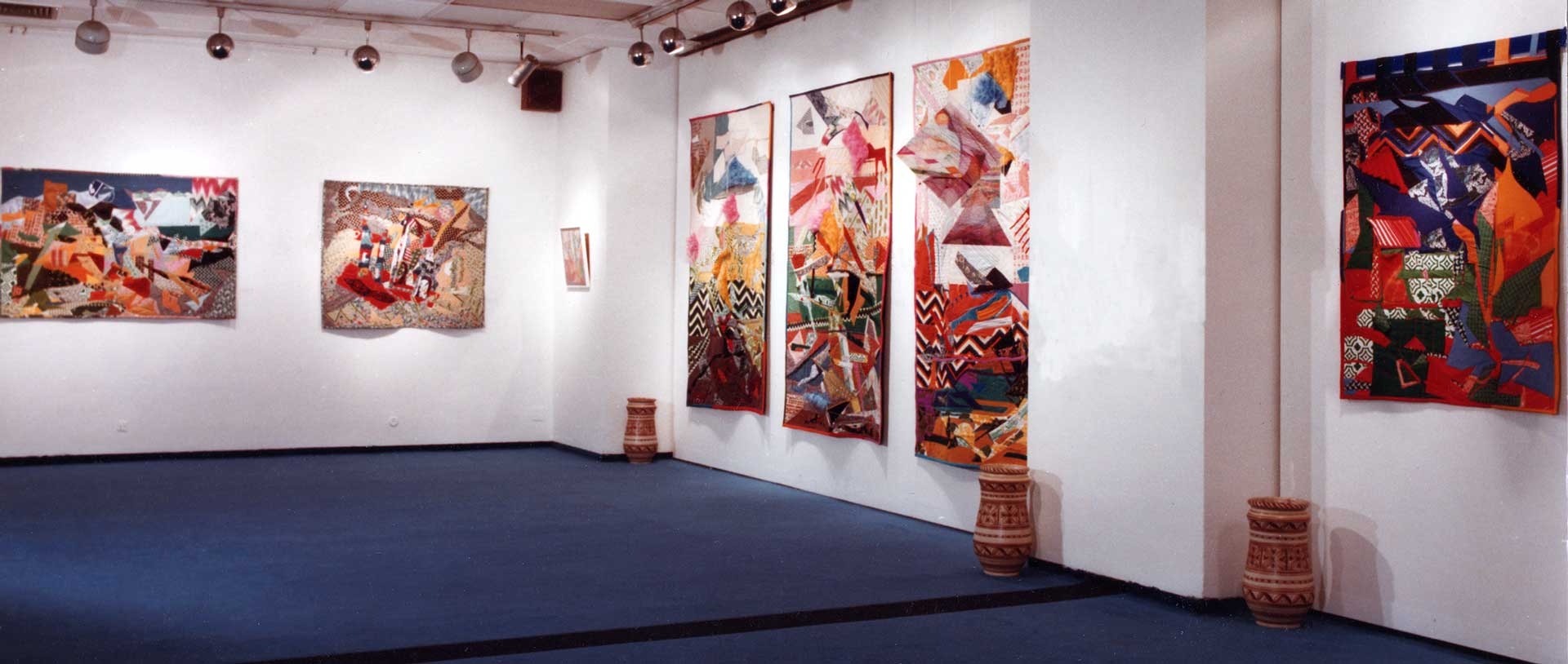 Installation photo of the exhibition