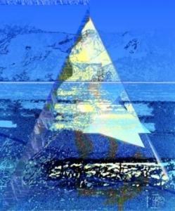 Triangulation #64  - deshielo de los casquetes polares