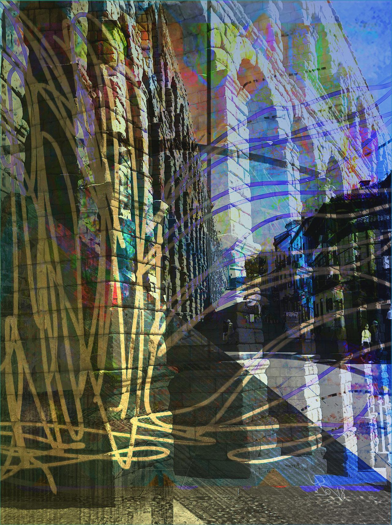 Modo supervivencia  Digital C-Print, 67 x 50 cm