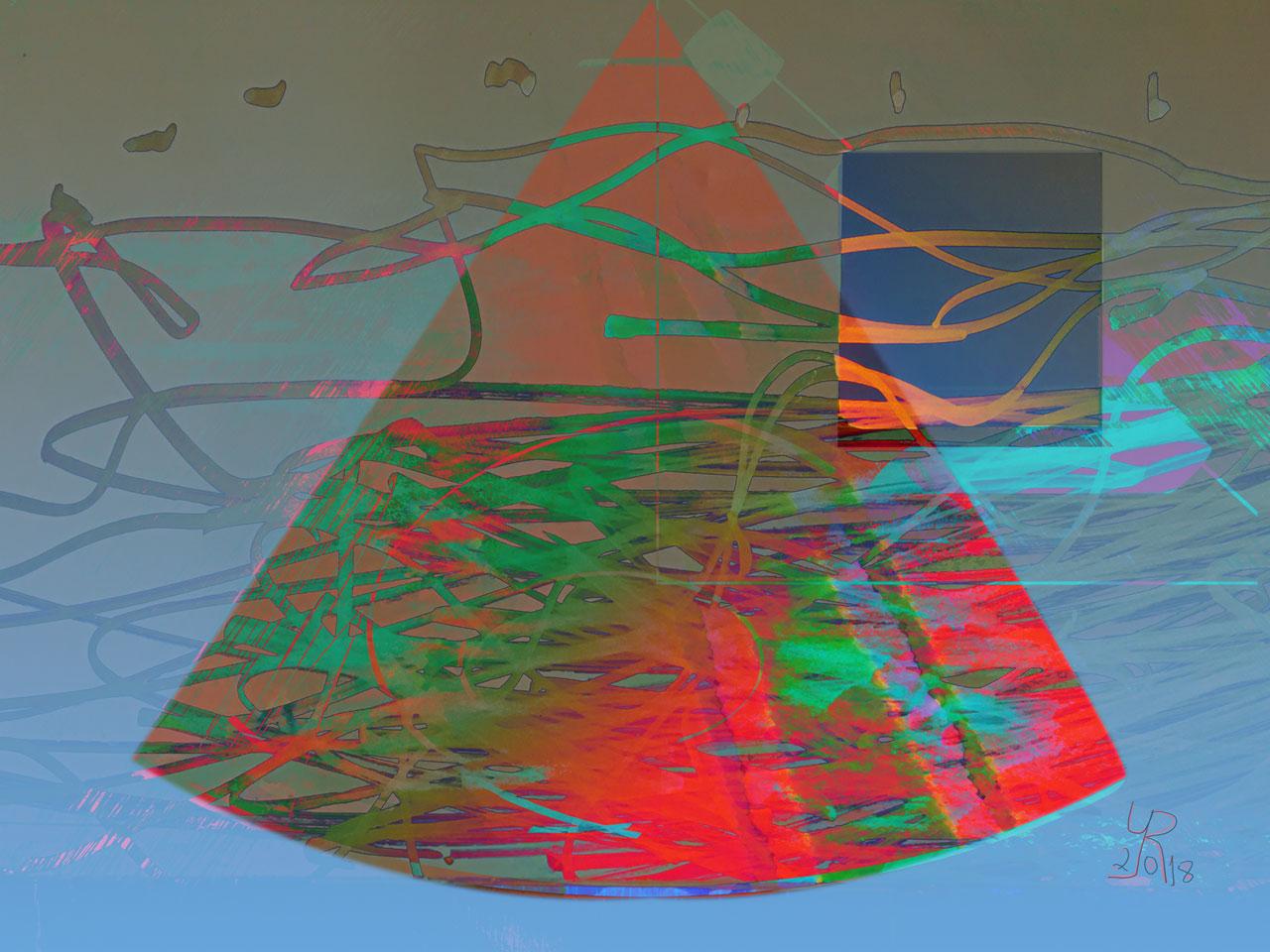 Boiling Point  (Punto de ebullición)  Pigment Print, 37,5 x 50 cm