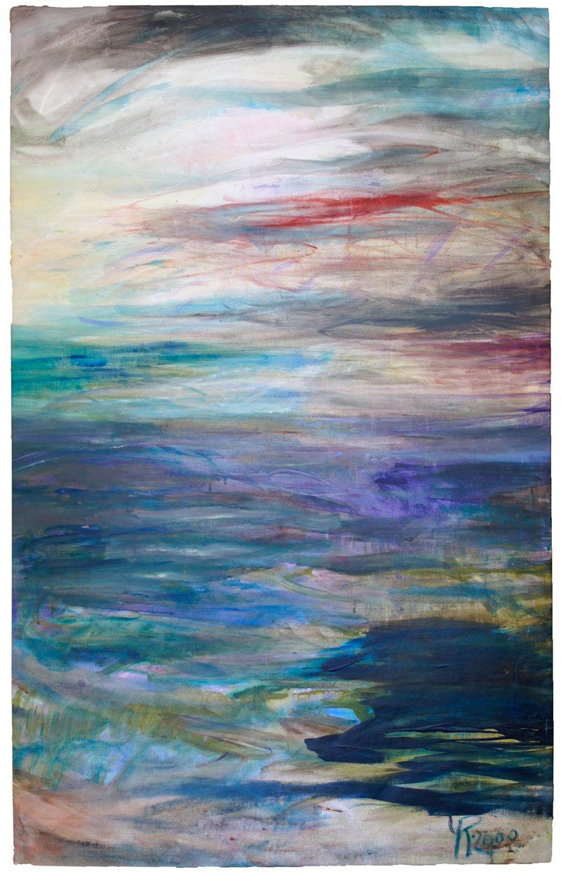"""""""Lamen tus pies las aguas"""", 2000"""
