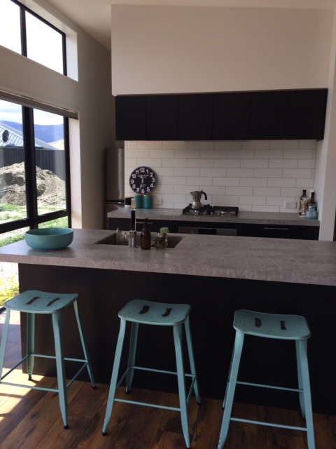 new build kitchen in Shotover Country Queentown nz