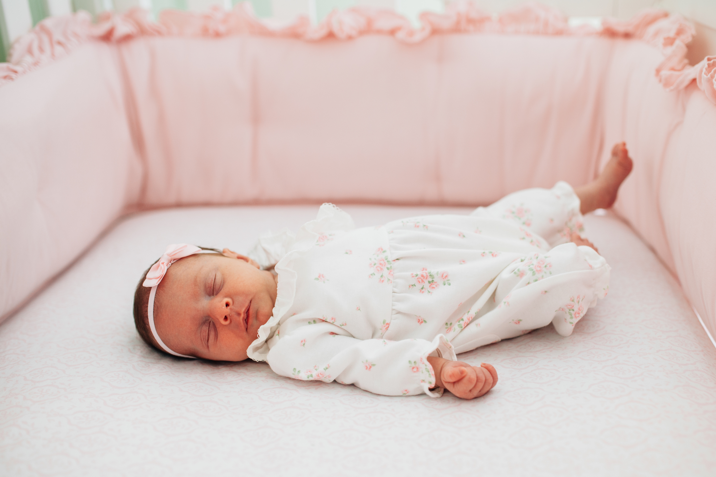Carrie Hall Photography || Lifestyle Newborn Photographer