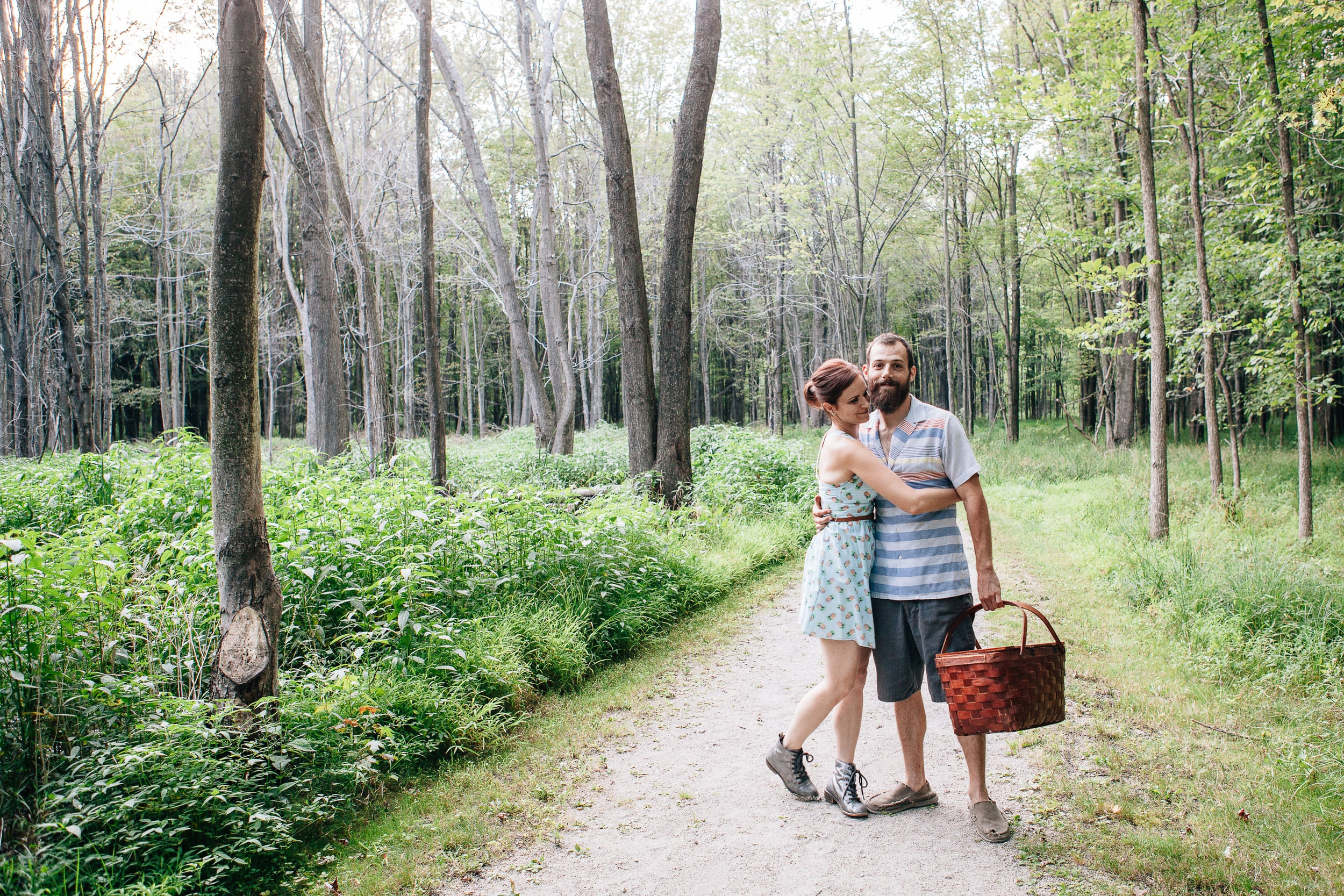 Carrie Hall Photography Engagement Photographer