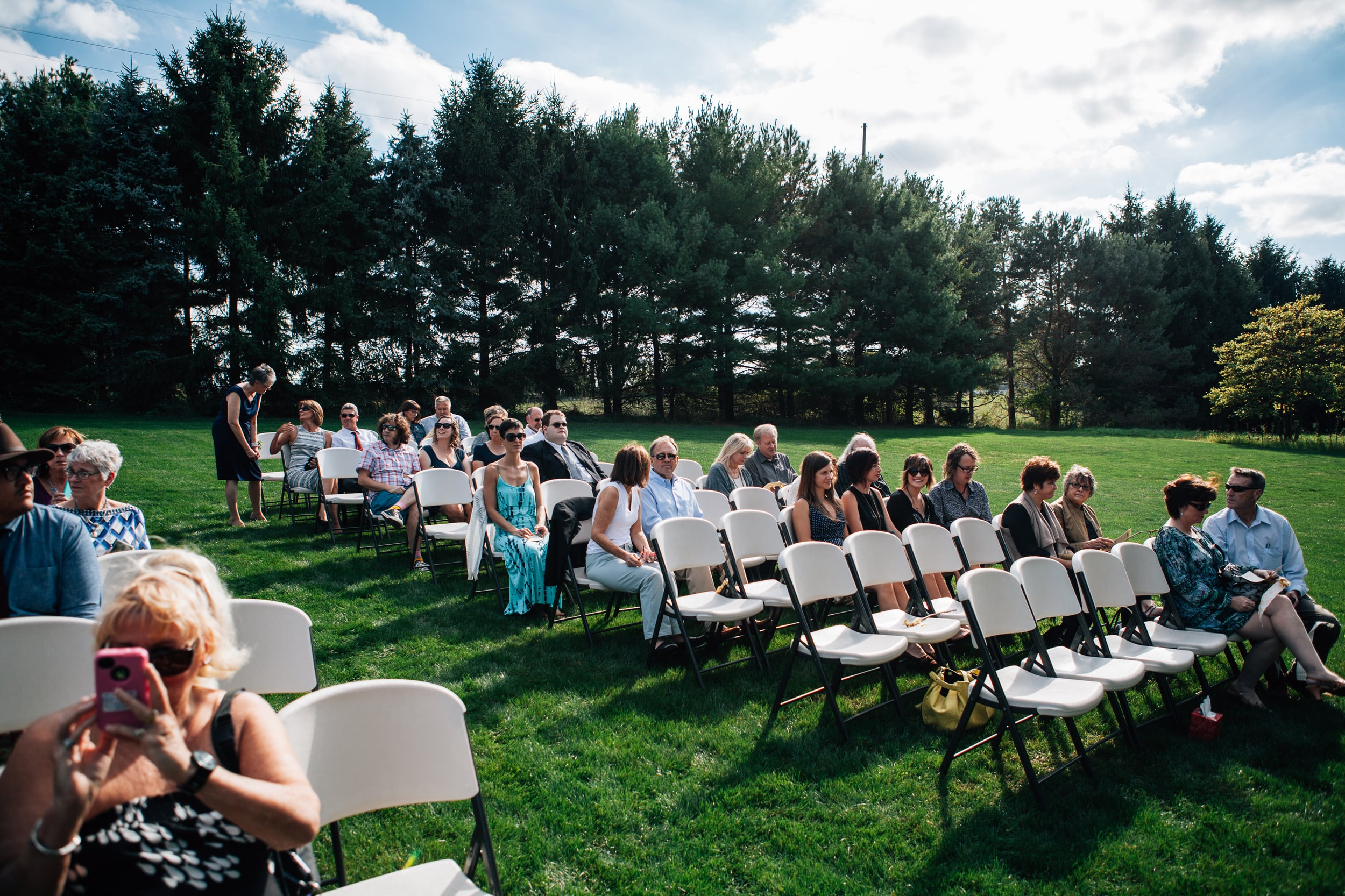 Carrie Hall Photography    Mohican Gardens    Wedding Photographer