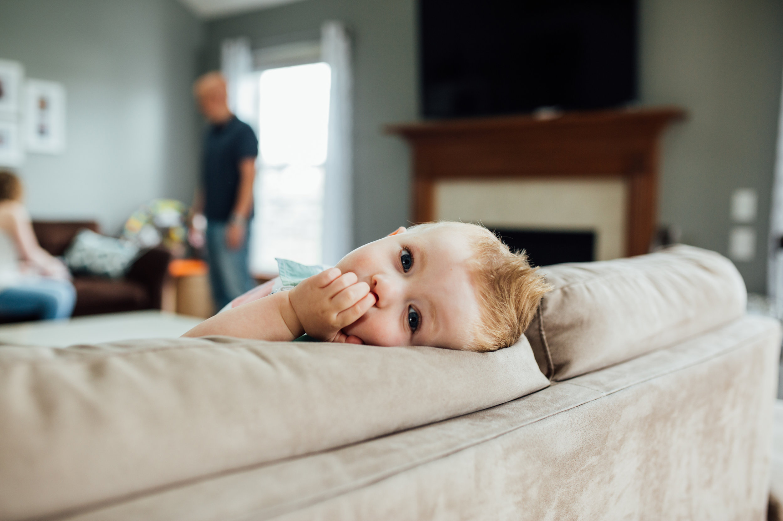 Carrie Hall Photography || Newborn Photographer || Cleveland, Ohio