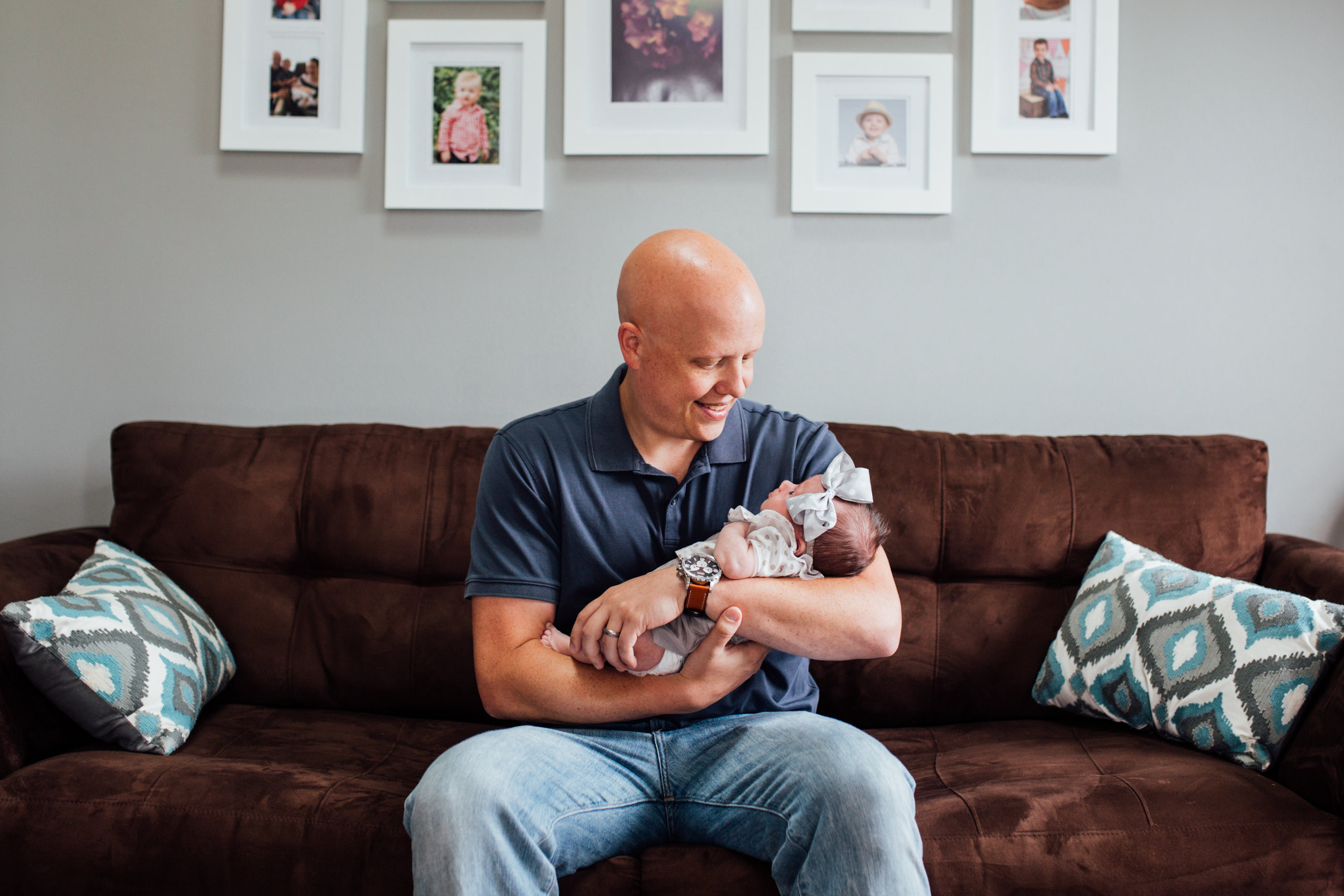 Carrie Hall Photography || Newborn Photographer || Cleveland, Ohio