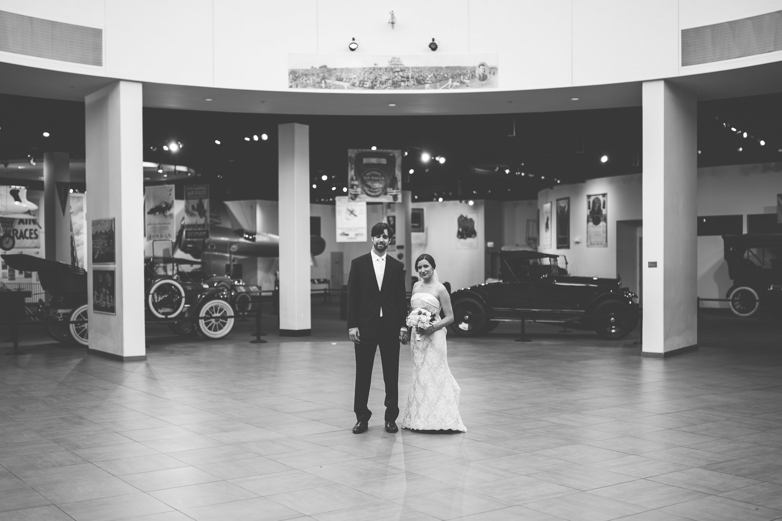 Carrie Hall Photography || Wedding Photographer || Cleveland, Ohio || Western Reserve Historical Society